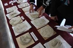 Wystawa szkolnych artystów