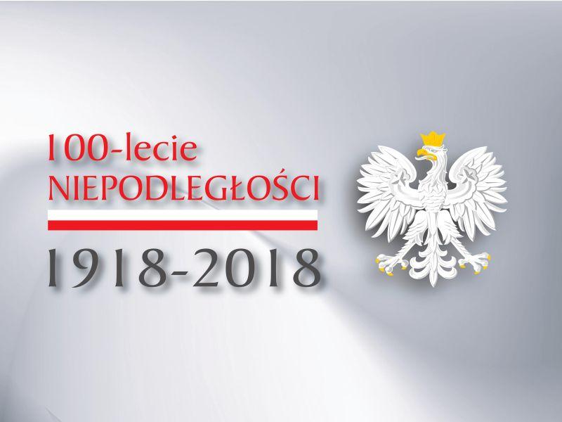 100-lecie niepodległości 1918-2018