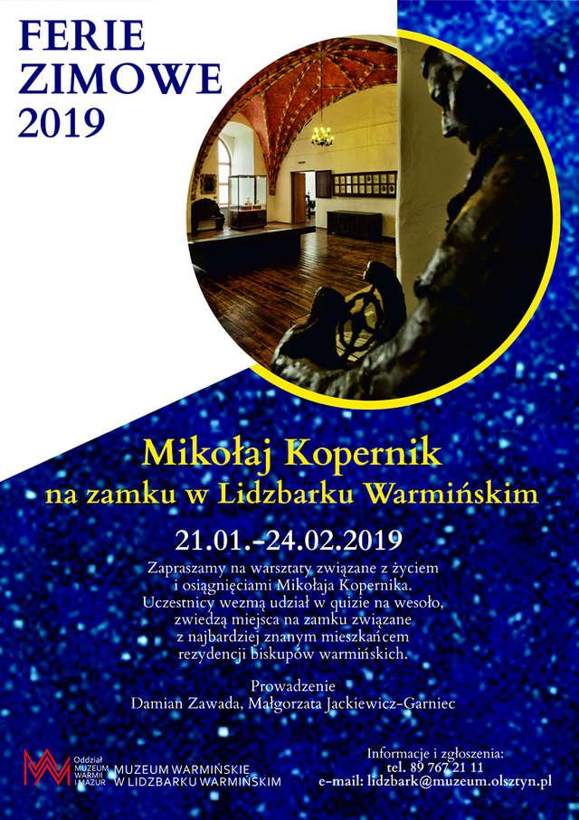 Ferie w Muzeum w Lidzbarku Warmińskim - full image
