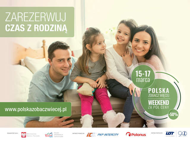 Weekend za pół ceny - full image