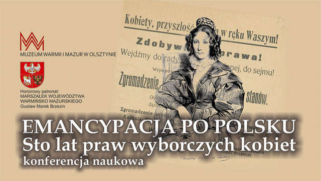 100-lecie praw wyborczych kobiet - full image