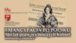 100-lecie praw wyborczych kobiet