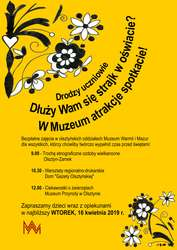 Bezpłatne zajęcia w olsztyńskich oddziałach Muzeum