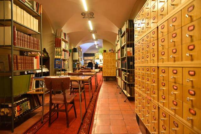 Biblioteka Muzeum Warmii i Mazur w Olsztynie - full image