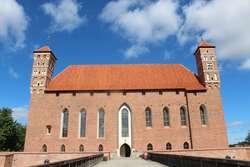 Zamek lidzbarski czeka na zwiedzających