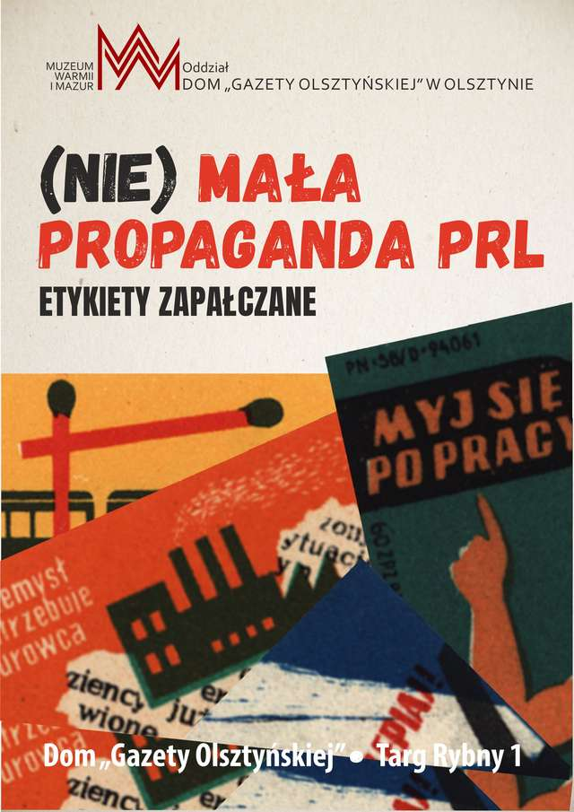 """(Nie)mała propaganda PRL"" - full image"