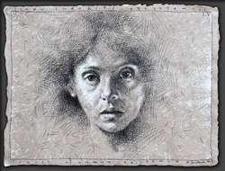 Mariusz Kałdowski. Ślady ludzkiej egzystencji –  rysunki
