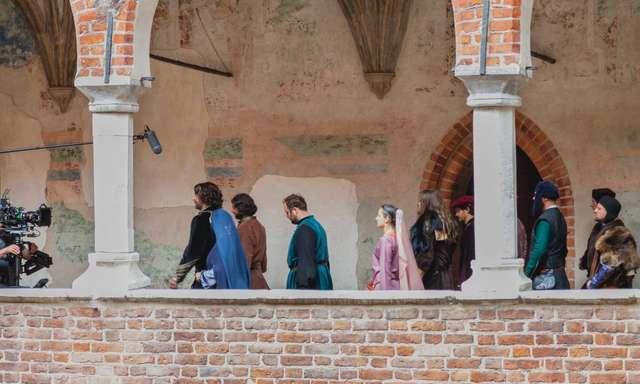 Utrudnienia w zwiedzaniu zamku - full image