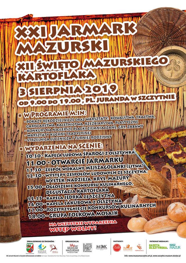 XXI Jarmark Mazurski - full image
