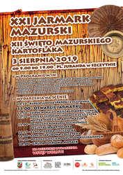 XXI Jarmark Mazurski