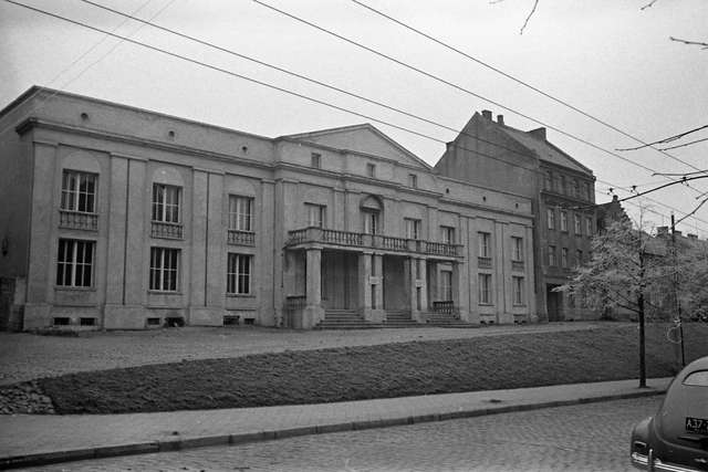 Świadek historii z olsztyńskiego Śródmieścia - full image