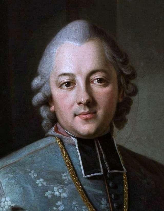 Imieniny biskupa Krasickiego - full image