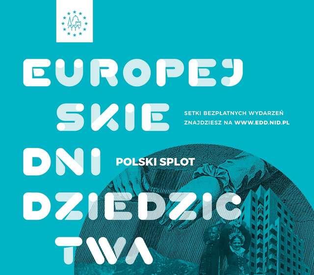 """""""Z barwnej przędzy, różnym splotem"""" – spotkanie w ramach Europejskich Dni Dziedzictwa - full image"""