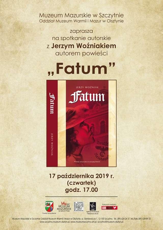 Spotkanie autorskie z Jerzym Woźniakiem - full image