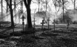 Parę słów o dawnych cmentarzach...