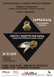 50 lat Muzeum w Mrągowie
