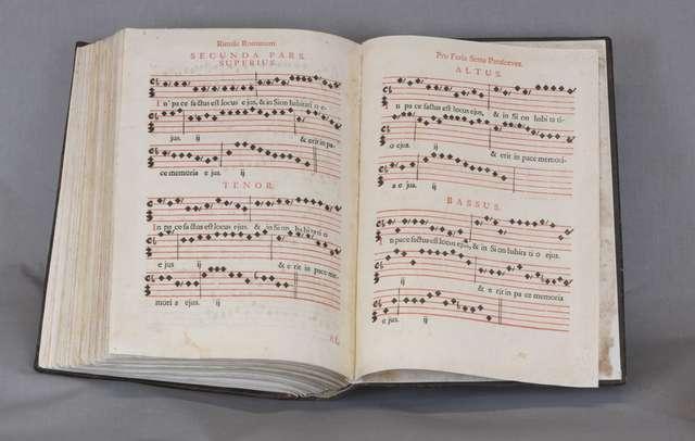 """""""Rituale sacramentorum, ac aliarum Ecclesiae ceremoniarum. …"""" - full image"""