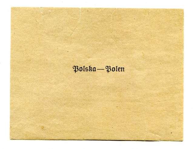 Karta do głosowania za przyłączeniem terenów plebiscytowych do Polski - full image