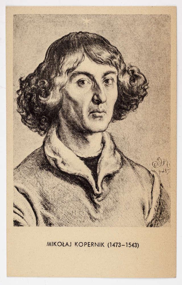 547. rocznica urodzin Mikołaja Kopernika - full image