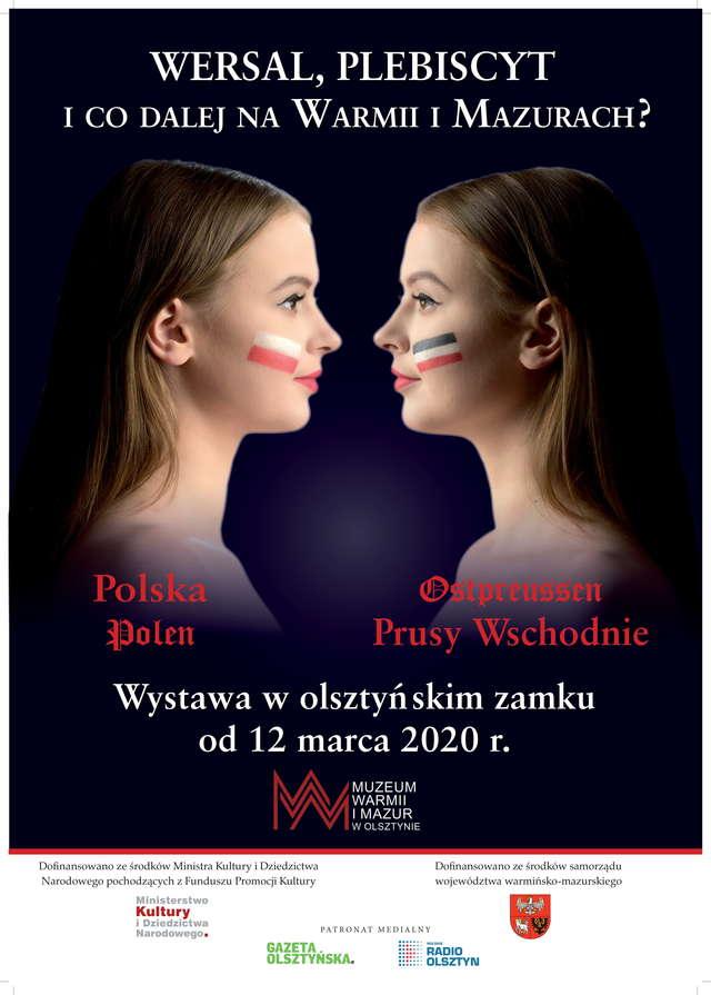 Wystawa z okazji 100. rocznicy plebiscytu na Warmii i Mazurach - full image