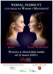 Wystawa z okazji 100. rocznicy plebiscytu na Warmii i Mazurach