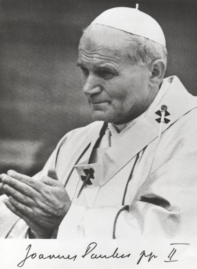 100. rocznica urodzin Jana Pawła II - full image