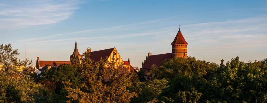 Film promujący Zamek w Olsztynie