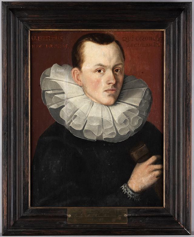 Albrecht Fryderyk Hohenzollern (1553-1618) – niespełniony władca - full image