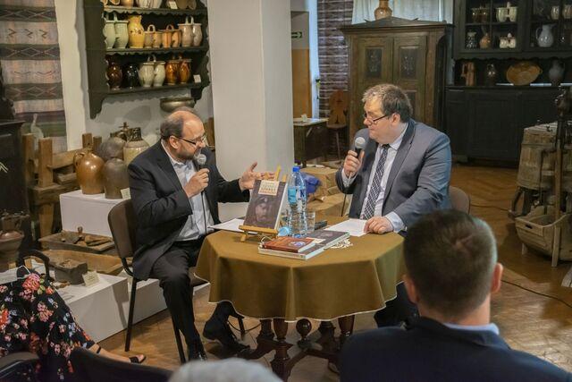 Spotkanie ze Sławomirem Ambroziakiem - full image
