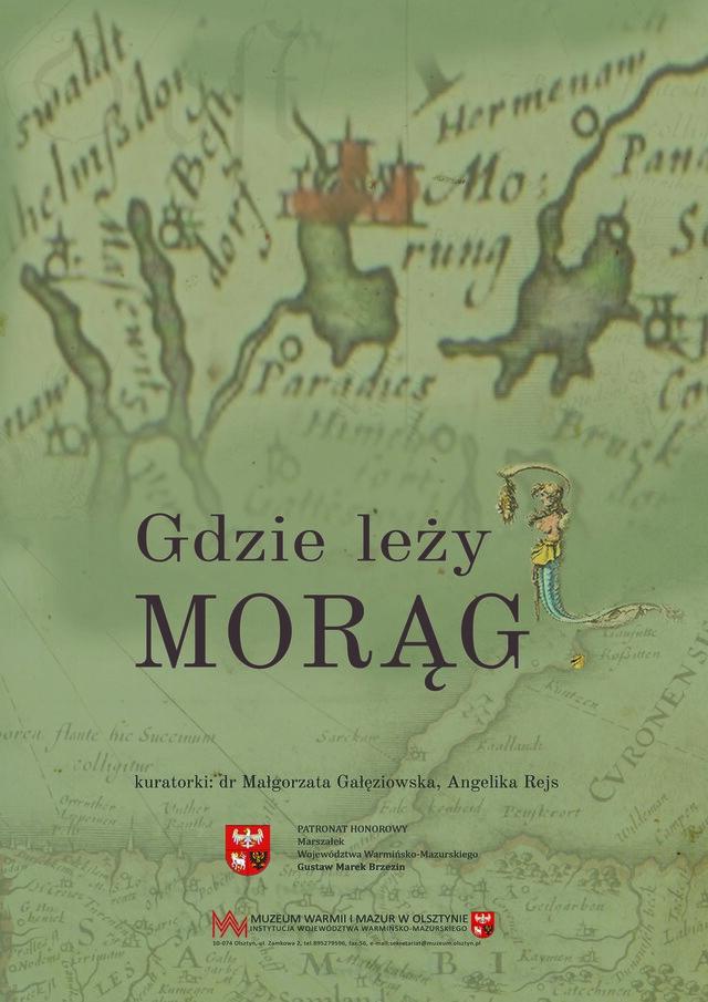 """""""Gdzie leży Morąg?"""" - full image"""