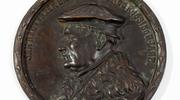 Medalion z wizerunkiem Jana Dantyszka