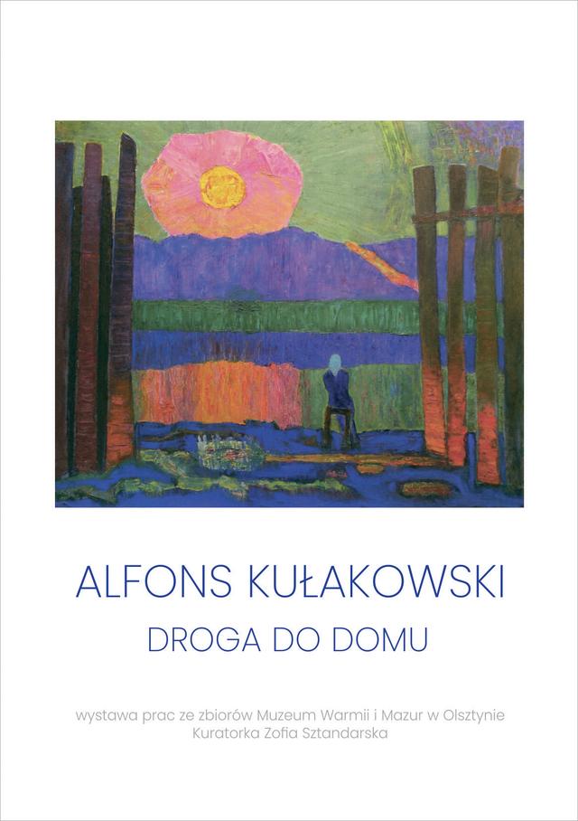 Niedziela z Herderem: Wernisaż prac Alfonsa Kułakowskiego - full image