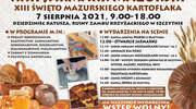 XXII Jarmark Mazurski. XIII Święto Mazurskiego Kartoflaka