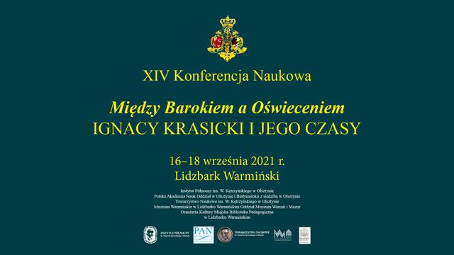 Między Barokiem a Oświeceniem — Ignacy Krasicki i jego czasy - full image