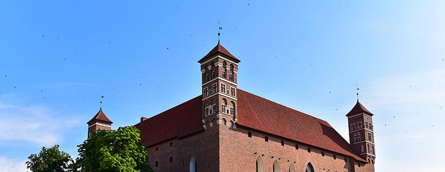 Konserwacja i restauracja XIV-wiecznego zamku w Lidzbarku Warmińskim – perły architektury gotyckiej w Polsce – III etap