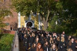 Ślubowanie studentów Collegium Medicum