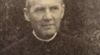 Ksiądz Alfons Maria Buchholz